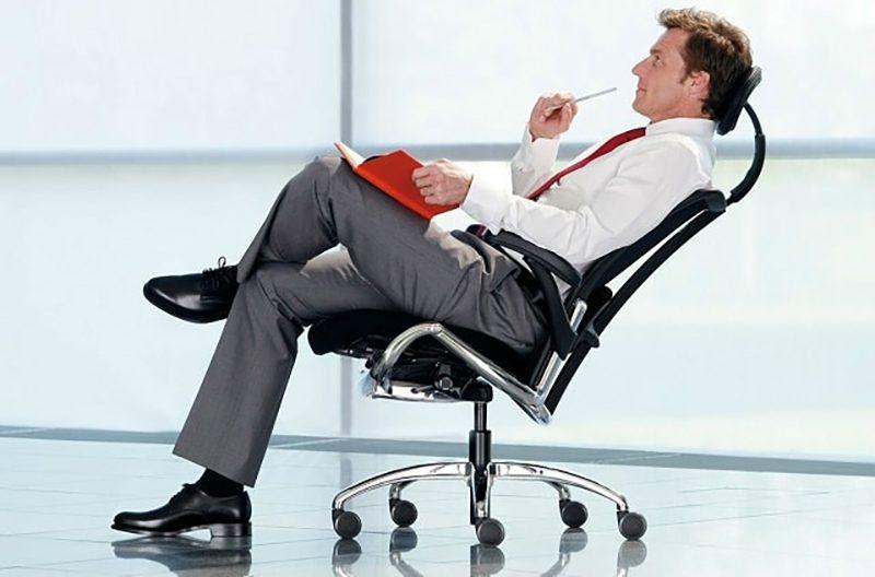 яке воно - ідеальне робоче крісло